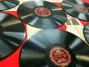 SPレコード(78 rpm disc)